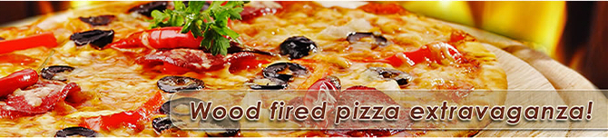 Briz Wood Fired Pizza Catering