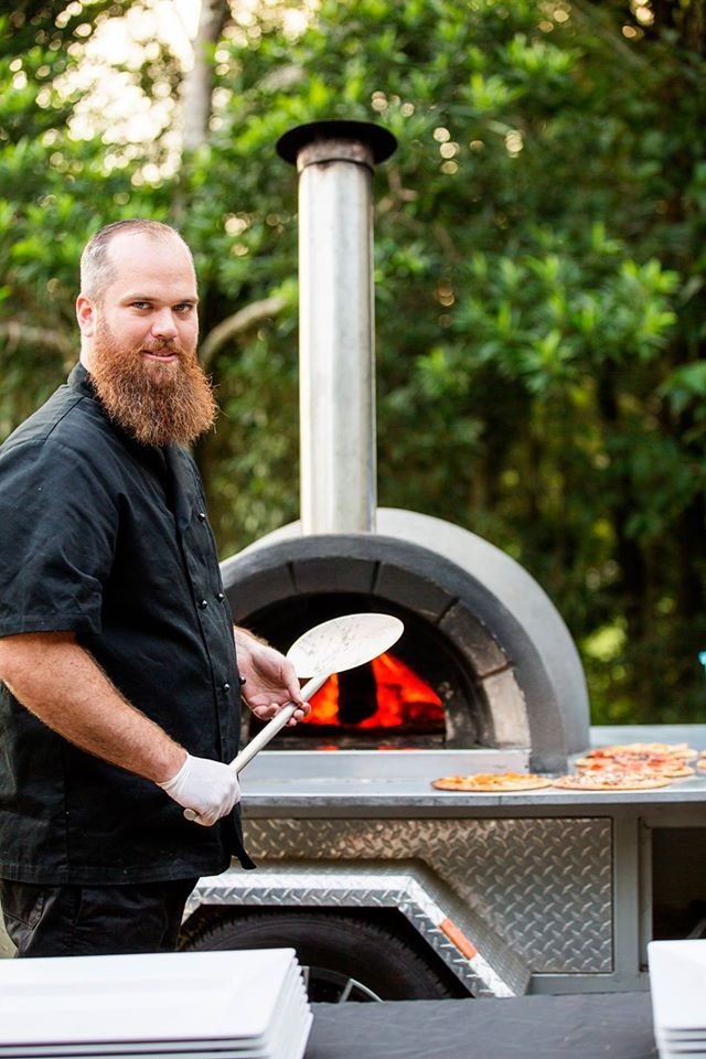 Jeffrey Hussoy of Briz Woodfired Pizza