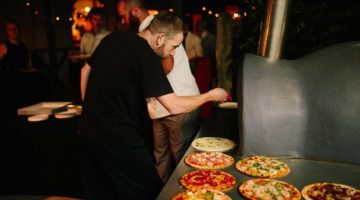 mobile gourmet pizza brisbane
