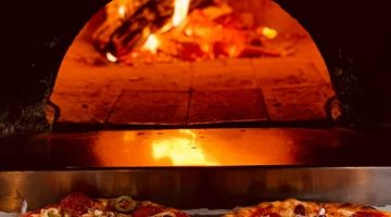 Briz Woodfired Pizza 5rs